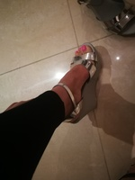 Used Vincci shoes for ladies, used only twic. in Dubai, UAE