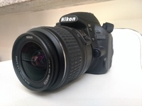 Used Nikon DSLR D3100 in Dubai, UAE