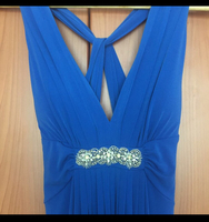 Used Never Worn Royal Blue Jane Norman Gown  in Dubai, UAE
