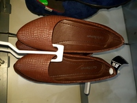 Fashion brown shoes