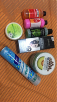 Bundle for face nails and hairs