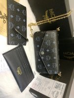 Used Mcm 3 in 1 set black in Dubai, UAE
