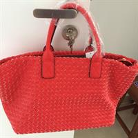 Red Bag - New With Tags