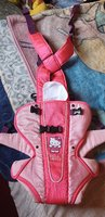 Used Hello kitty baby carrier almost new in Dubai, UAE