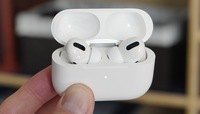 Used AIRPODS PRO HIGH BASED QUALITY SOUND in Dubai, UAE