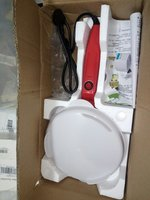 Used Perfect Electric Griddle Red in Dubai, UAE