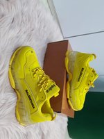 Used Balenciaga yellow 36 to 40 in Dubai, UAE