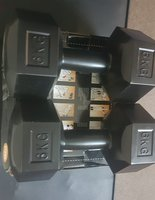 Used 12kg Weight 6kg Each Dumbbells in Dubai, UAE