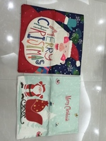 Used 3 CHRISTMAS THEMED  CUSHION COVERS!! in Dubai, UAE