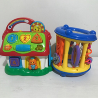 Used Baby Toys V-Tech Musical Shape sorter  in Dubai, UAE