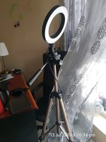 Used TIKTOK LIGHT&Tripod PRICE FIXED in Dubai, UAE