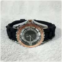 Used Brand New black CHANNEL watch for lady in Dubai, UAE