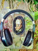 Used Bluetooth & wired headphone Powerfulbass in Dubai, UAE