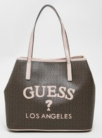 Used Authentic Guess logo printedtote bag in Dubai, UAE