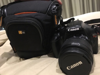 Used Canon EOS Rebel T3 profesional camera in Dubai, UAE