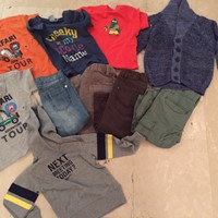 Used Kids Clothes 0-3 Years  in Dubai, UAE