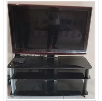 Used Samsung 52 inch tv with stand in Dubai, UAE