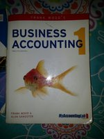 Used Accounting O and Alevel book  in Dubai, UAE