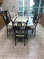 Used Kitchen Dining Table. in Dubai, UAE