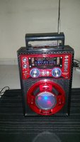Music Player Used Multi Light System