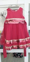 Girls party dress 3 years