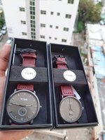 Used 》TOMI Couple Watches▪︎Buy 1 Get 1 FREE in Dubai, UAE