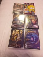 Used Games CDs and movies CDs in Dubai, UAE
