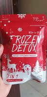 FROZEN DETOX FOR WEIGHT LOSS 60CAPS 1PC