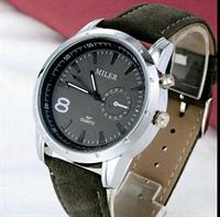 Men Grey Miller Watch