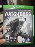 Used Xbox One game: watch dogs in Dubai, UAE