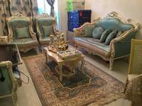 Used Arabic royal sofas bought for 22k aed in Dubai, UAE