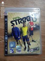 Used Ps3 fifa street3 + pure football in Dubai, UAE