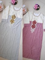 Used 2 Embroidered Arabic Dress in Dubai, UAE