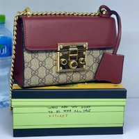 Used Gucci Padlock small GG shoulder bag in Dubai, UAE