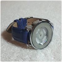 Blue DIOR watch for lady