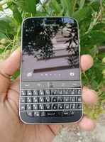 Used Blackberry Classic Touch and Type.. in Dubai, UAE