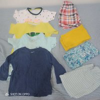 Used Almost free clothes for 1-2 yr old. in Dubai, UAE
