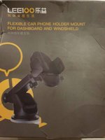 Used Leeeloo Flexible Car phone holder in Dubai, UAE