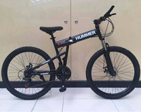 "Used New 26"" Hummer Folding Bicycle  in Dubai, UAE"