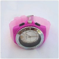 Techno marine watch pink Fuzia for her