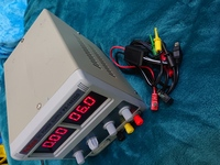 Used DC Power supply for mobile repairs in Dubai, UAE