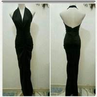 Used Brand new long dress backless... in Dubai, UAE