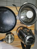 Used Rice cooker and electric kettle in Dubai, UAE