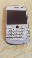 Used Blackberry bold. White in colour.  in Dubai, UAE