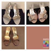 Used Bundle offer:shoes size39/9 or 38/8 EUR. in Dubai, UAE