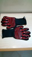 Used BBQ Glove Flame Pattern (1set) in Dubai, UAE