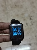 Used Smart watch Black fitness in Dubai, UAE