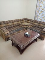 Used Sofa, centre tble, dining tble, shoe rac in Dubai, UAE