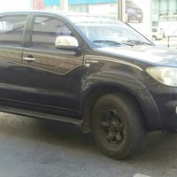 Used Fortuner in Dubai, UAE