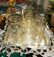 Nice looking Tea set silver pcs